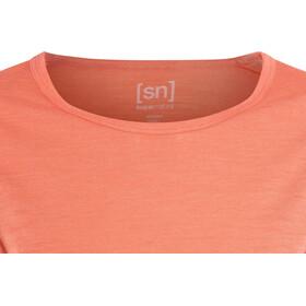 super.natural Comfort Japan T-paita Naiset, blooming